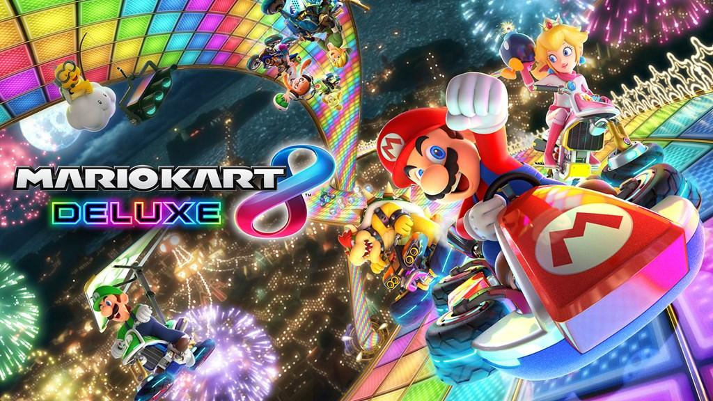 Mario Kart 8 Deluxe. La remastered per Nintendo Switch